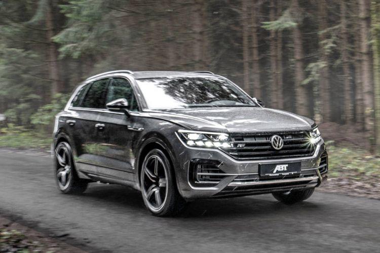 Tuning: ABT Engine Control Hightechsteuergerät sorgt für bis zu 500 PS im VW Touareg TDI