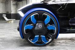 Reifen & Felgen: Goodyear C100 Konzept-Reifen für Citroen 19_19 Concept Fahrzeug