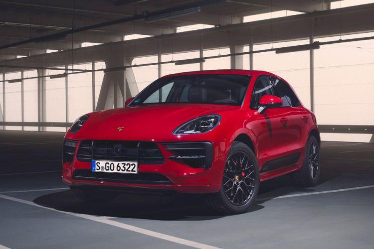 News: Porsche Gran-Turismo-Sport Macan GTS mit besonders sportlichem Auftritt