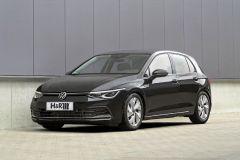 Tuning: Sportfedern von H&R legen den VW Golf 8 um 45 Millimeter tiefer