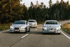 Pressemeldung Mercedes-Benz - EQS wird die S-Klasse unter den Elektrofahrzeugen