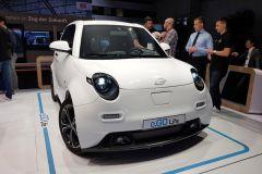 E-Mobil: Finale Version des Elektrofahrzeugs e.GO Life auf der CEBIT 2018