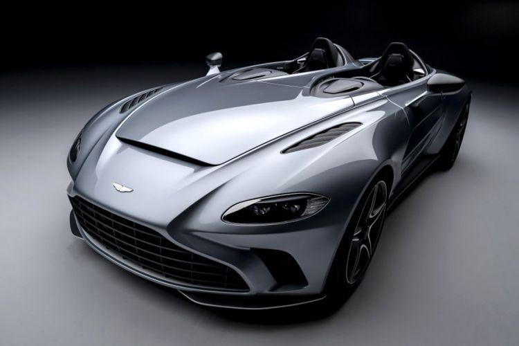 News: Aston Martin V12 Speedster kommt ohne Dach und Frontscheibe aus