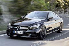 Pressemeldung Mercedes-AMG - Update für C 43 4MATIC Coupé und Cabriolet