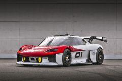 E-Mobil: IAA München 2021 - Porsche präsentiert Konzeptstudie Mission R