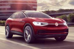 E-Mobil: Volkswagen zeigt auf der IAA eine Weiterentwicklung des I.D. CROZZ
