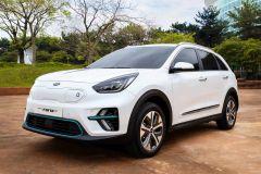 E-Mobil: Kia präsentiert neuen Niro EV auf der International Electric Vehicle Expo