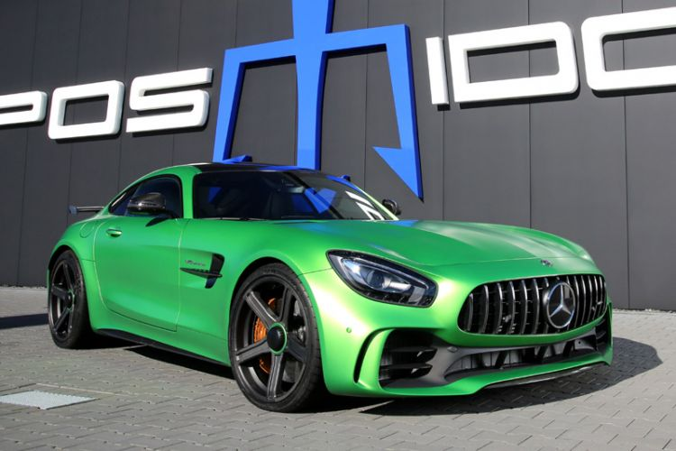 Tuning: Posaidon AMG GT RS 830+ mit 880 PS und 1.000 Nm Drehmoment