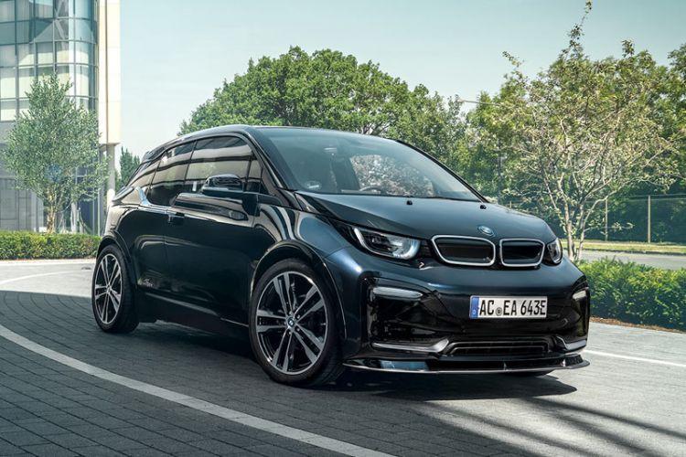 Tuning: BMW i3 by AC Schnitzer mit verbesserter Aero- und Fahrdynamik