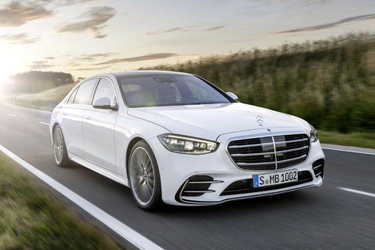 News: Neu Mercedes S-Klasse verspricht modernen Luxus auf höchstem Niveau
