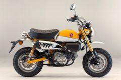 Motorrad: Honda hat seine Monkey 125 für 2018 komplett überarbeitet