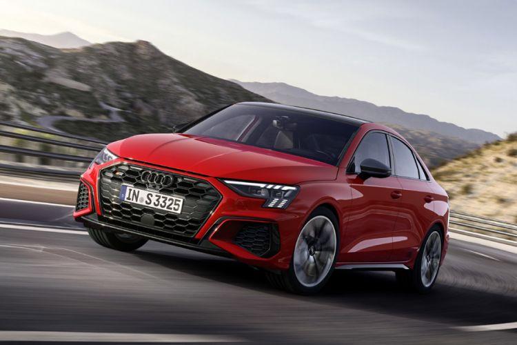 News: Neue Generation von Audi S3 Limousine und Sportback kommt im Oktober