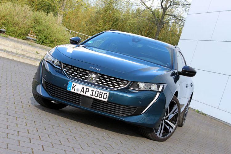 Fahrbericht: Peugeot 508 SW GT 2.0 BlueHDi 180 EAT8 im Test