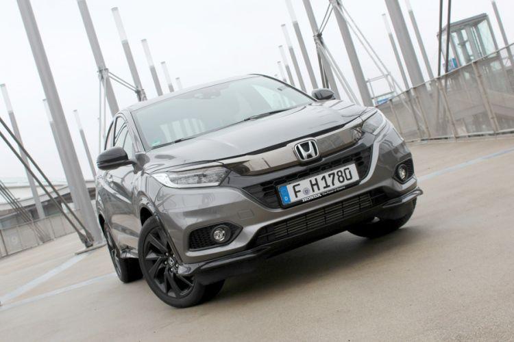 Fahrbericht: Honda HR-V 1,5 VTEC Turbo 'Sport' mit 6-Gang-Schaltung
