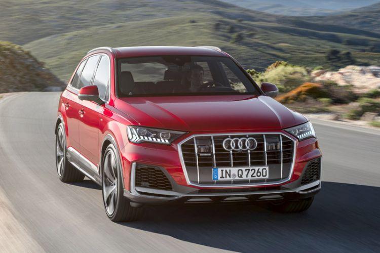 News: Audi Q7 erhält umfassendes Update und Mild-Hybrid-Technologie