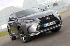Fahrbericht: Hybrid-SUV Lexus NX 300h E-Four F-Sport mit 197 PS Systemleistung