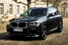 Tuning: AC Schnitzer Tuningprogramm für BMW X3 (G01)