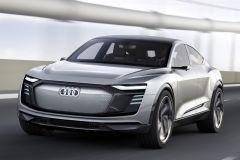 E-Mobil: Audi e-tron Sportback concept zeigt die mobile Zukunft der Marke