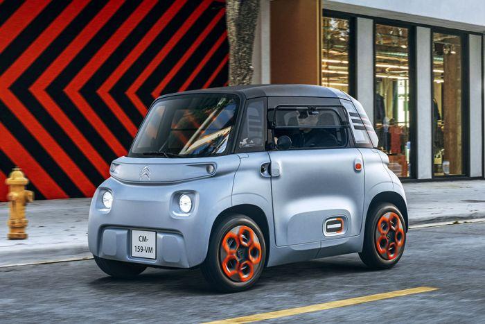 E-Mobil: Citroen Ami definiert elektrische Mobilitätslösung für die City neu