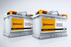 Pressemeldung Continental - Continental erweitert Batteriesortiment
