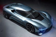 E-Mobil: 313 km/h schneller Elektro-Sportwagen Nio EP9 aus China