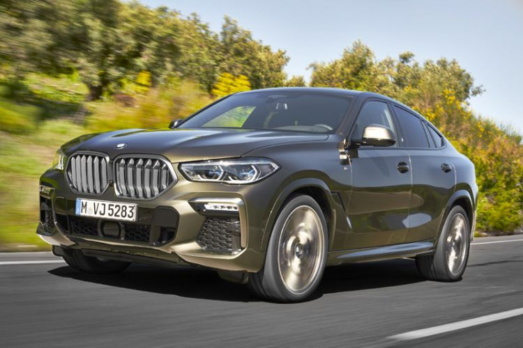 News: Dritte Generation des BMW X6 Sports Activity Coupés kommt im November 2019