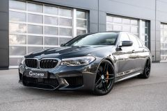 Tuning: G-Power bietet drei Leistungsstufen bis 800 PS für BMW M5