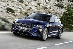 E-Mobil: Sportliche Elektro-Offensive mit Audi e-tron S und e-tron S Sportback