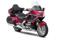 Motorrad: Neue Honda Gold Wing mit überarbeiteten Sechszylinder-Boxermotor