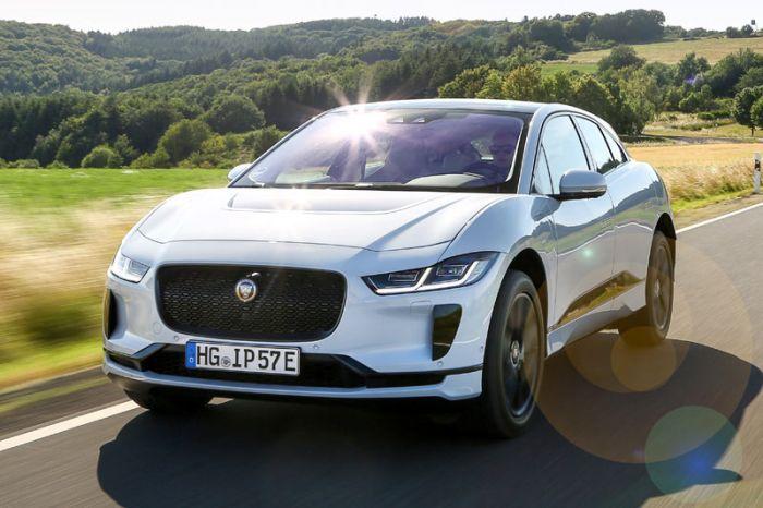 E-Mobil: Jaguar I-Pace bietet Sportwagen-Performance ganz emissionsfrei