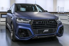 Tuning: Limitiertes ABT Vossen SQ7 '1 of 10' SUV mit Breitbau-Kit und 22 Zöllern