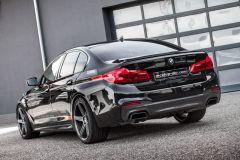 Tuning: Bis zu 515PS und 865Nm Drehmoment von mcchip-dkr für den BMW M550d