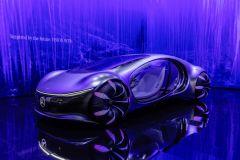 Pressemeldung Mercedes-Benz - Zukunft mit Brain-Computer-Interfaces