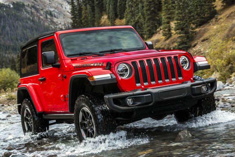 News: Komplett neue Generation des Jeep Wrangler kommt 2018 auf den Markt