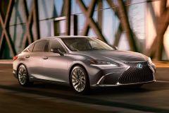 Pressemeldung Lexus - Neue ES Mittelklasse Limousine