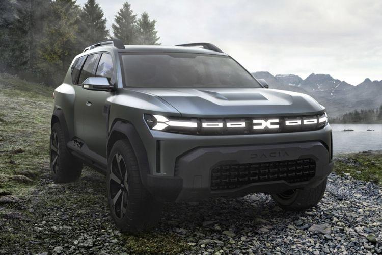 News: Dacia Bigster Concept Studie zeigt kostengünstiges SUV des C-Segments