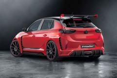 Tuning: Irmscher Opel Corsa iRC Designstudie im Rallye Outfit