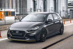 Tuning: Yido YP3 19 Zoll Leichtmetallfelge auf dem Hyundai i30 N