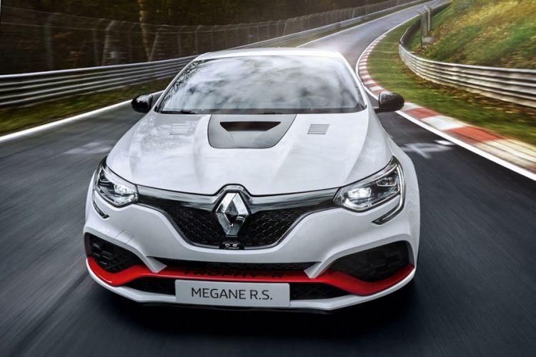 News: Renault schickt das limitiertes Sondermodell Mégane R.S. Trophy-R auf die Straße