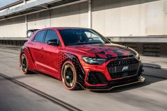 Tuning: 400 PS starker Abt Audi A1