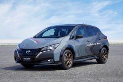 E-Mobil: Nissan LEAF e+ Prototyp gibt Ausblick auf nächste Elektroauto-Generation