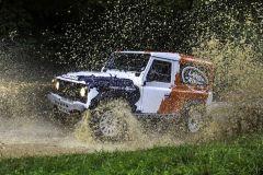 Pressemeldung Land Rover - Übernahme des Geländewagen-Spezialisten Bowler