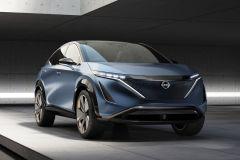 E-Mobil: Nissan Ariya Concept zeigt klare Vision von globaler Mobilität der Marke