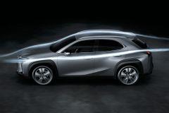 Pressemeldung Lexus - Aerodynamik Innovationen aus dem Windkanal