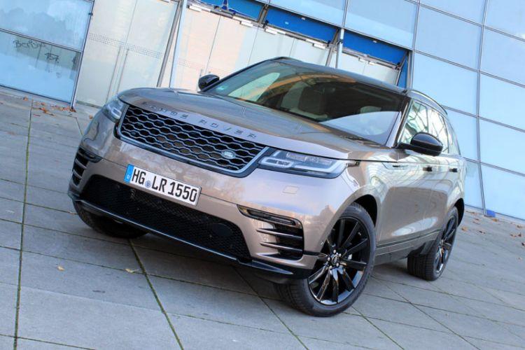 Fahrbericht: Land Rover Range Rover Velar D300 AWD R-Dynamic HSE