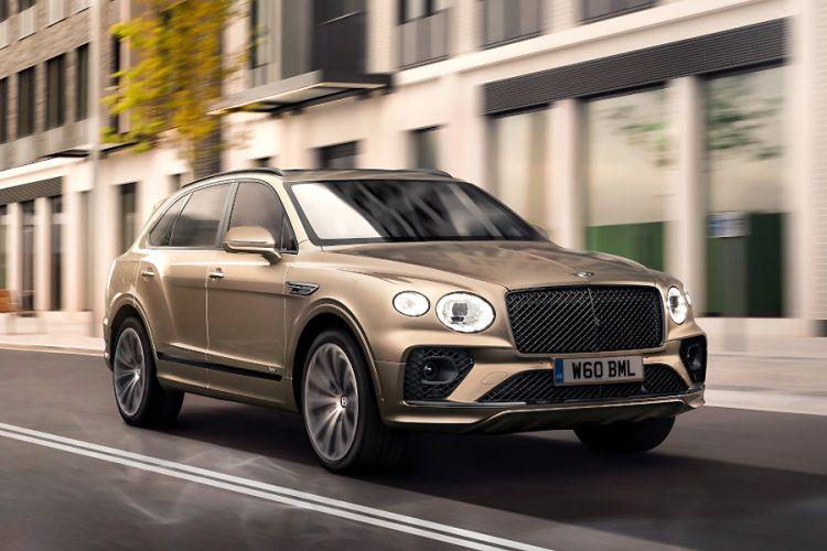 News: Bentayga Hybrid ist die sparsamste Motorvariante des Bentley SUV