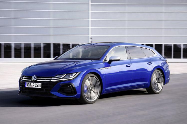 News: Neuer Volkswagen Arteon Gran Turismo auch als Shooting Brake Variante