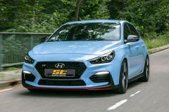 Tuning: ST Suspensions XTA Gewindefahrwerk für Hyundai i30N