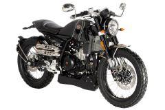 Motorrad: Neue F.B Mondial HPS 300i ABS mit wassergekühlten 250 ccm Einzylinder