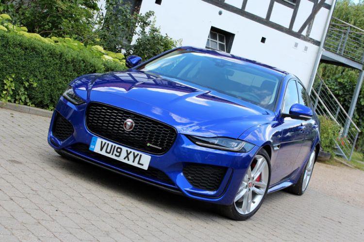 Fahrbericht: Überarbeitete Jaguar XE Sportlimousine im ersten Kurztest
